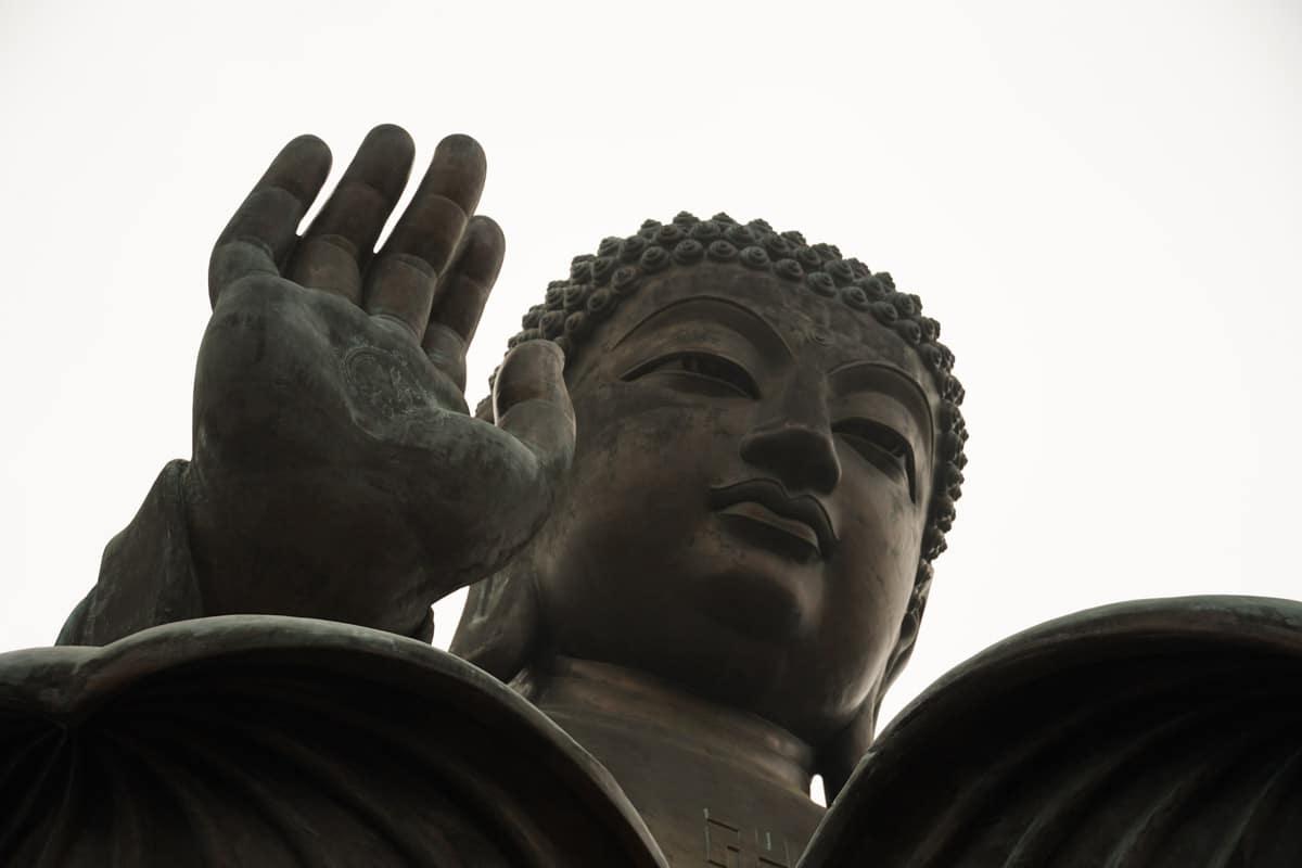 Bouddha Tian Tan