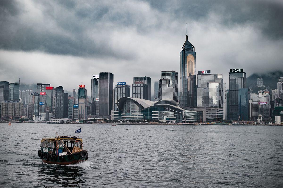 Bateau Hong Kong