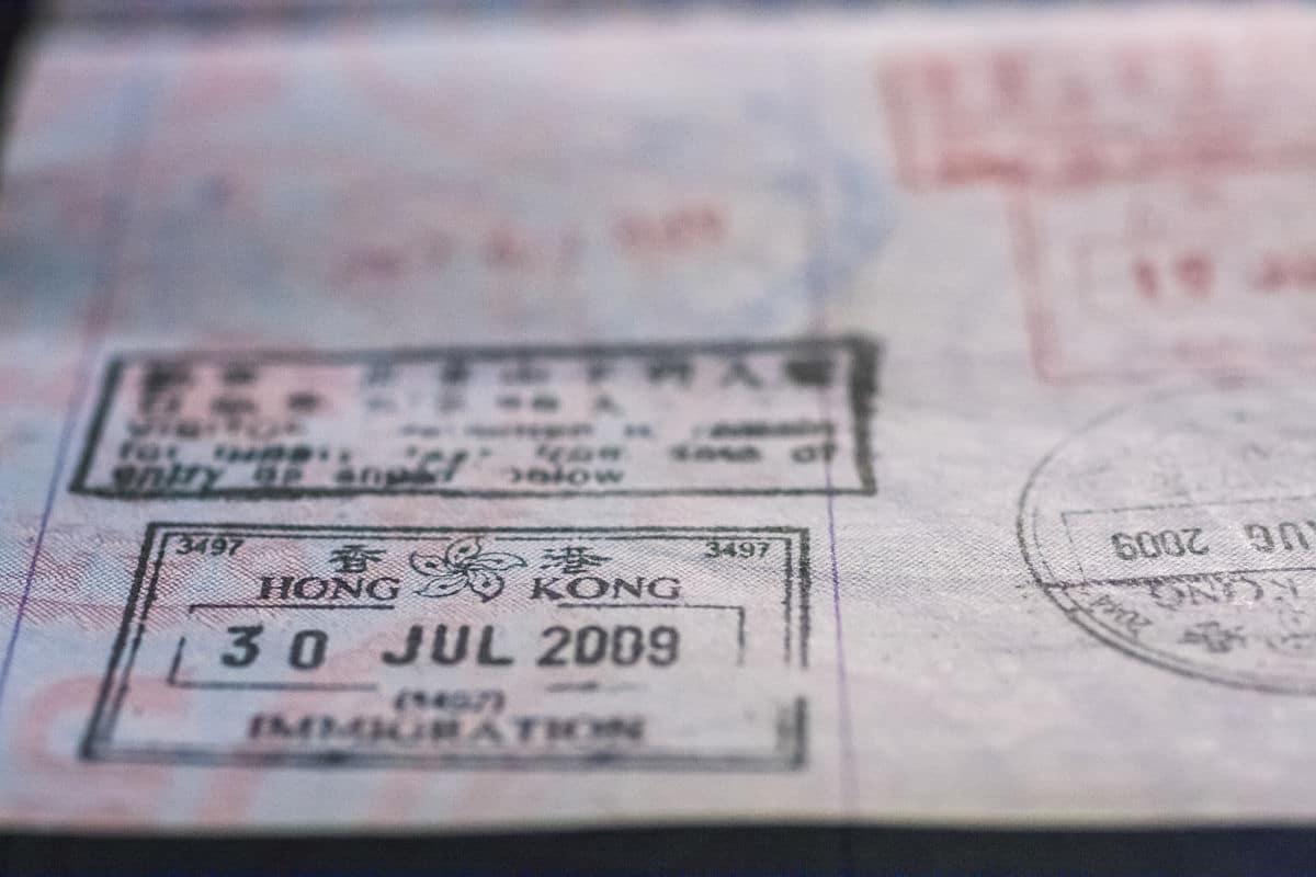Faut-il un visa Hong Kong pour son voyage ?