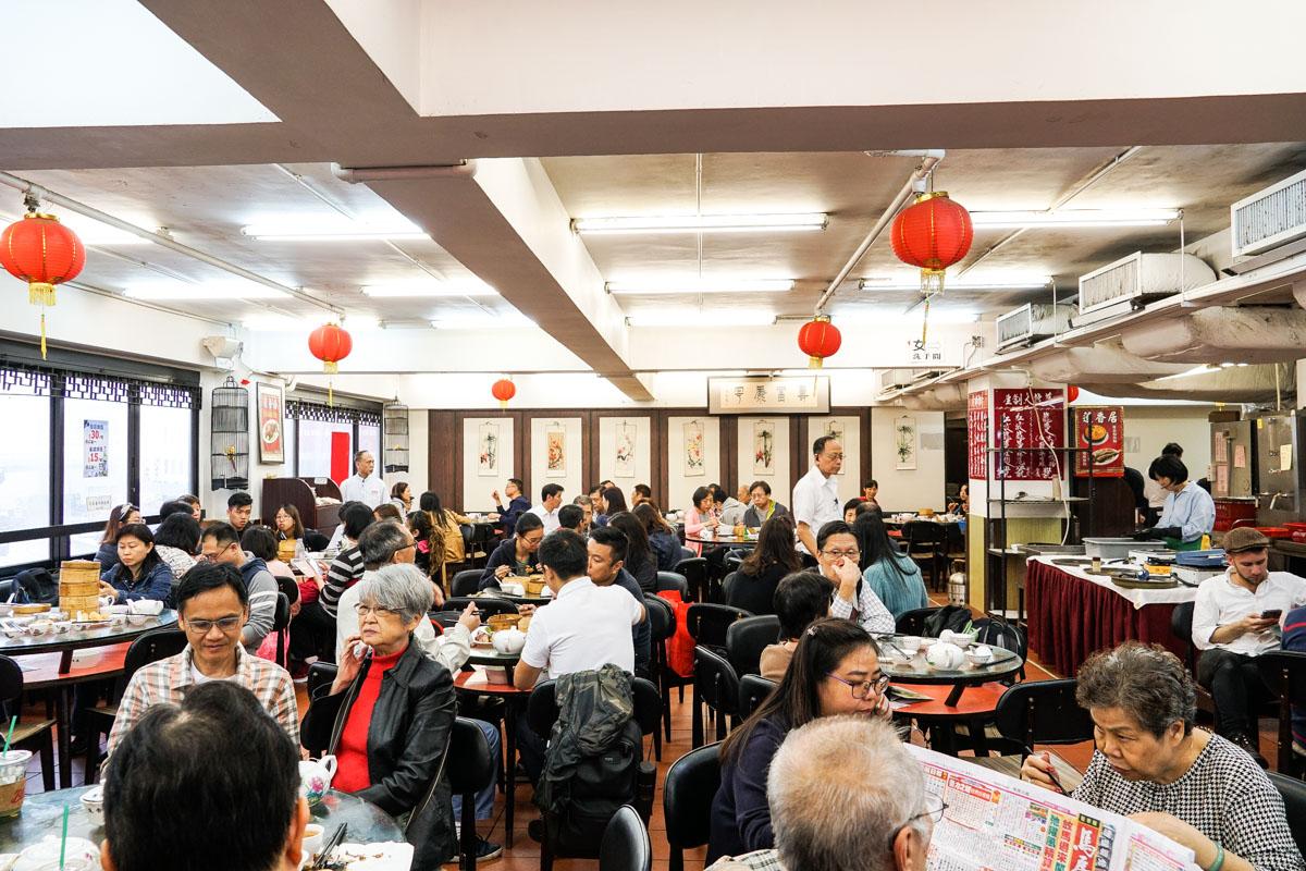 Restaurant LiOù manger à Hong Kong : Lin Heung Kui
