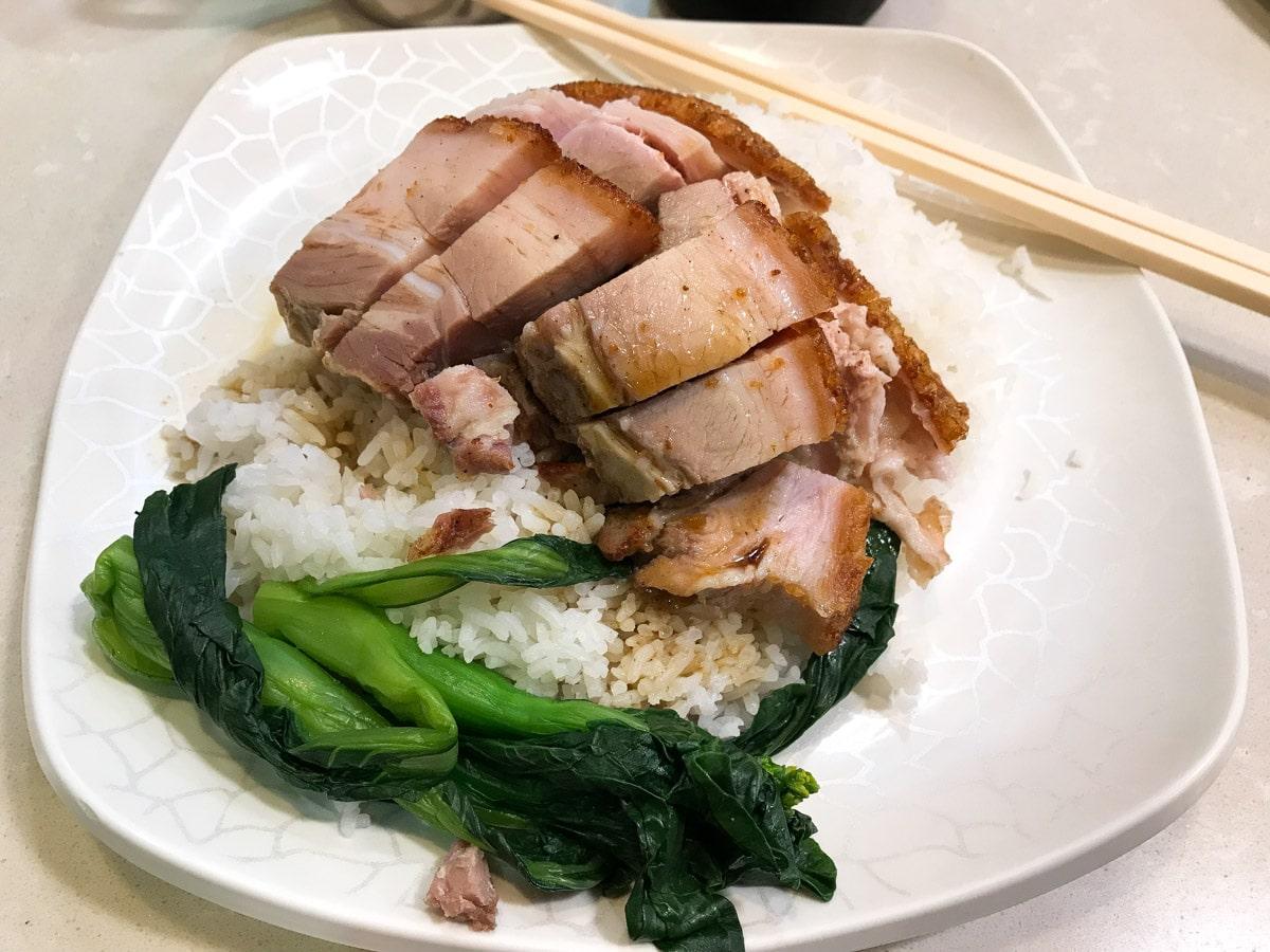 Siu Mei au Dragon State Kitchen Restaurant