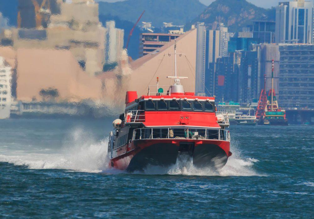 Comment réserver un ferry pour Hong Kong ?