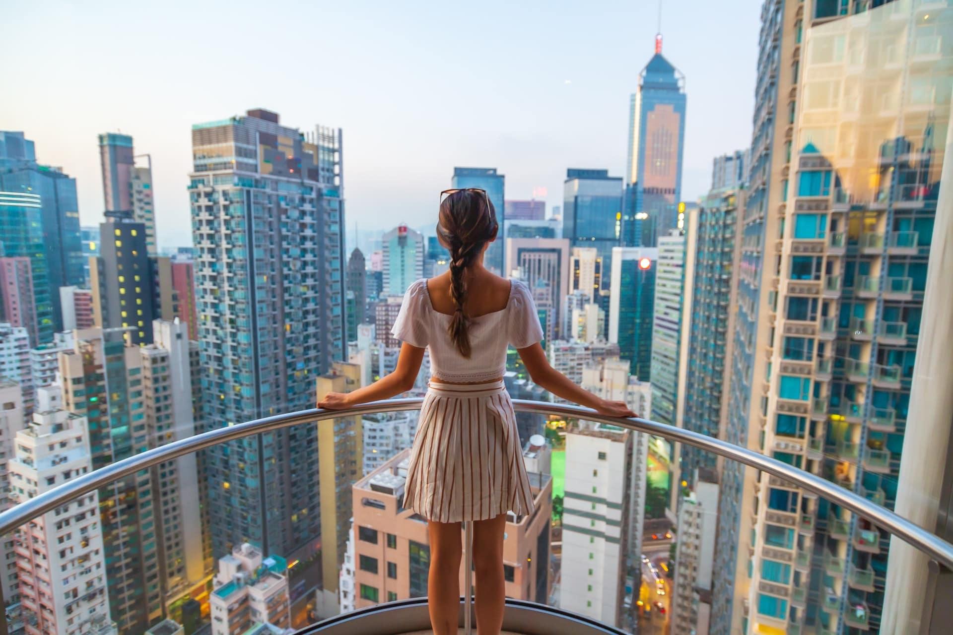 Lieu de résidence Hong Kong